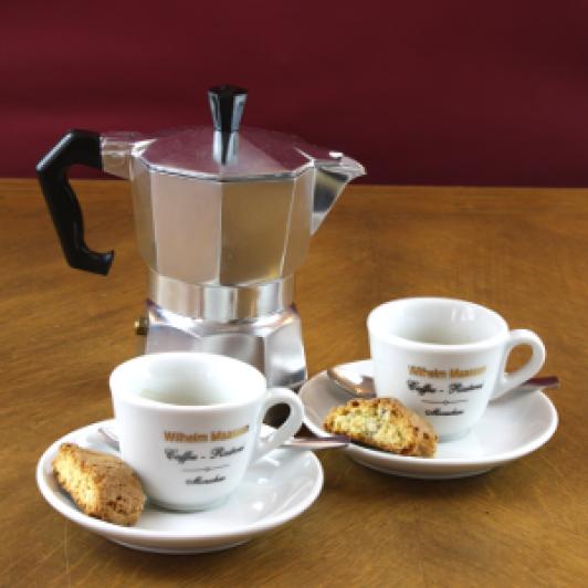 Espressokocher - italienischer Kaffeegenuss