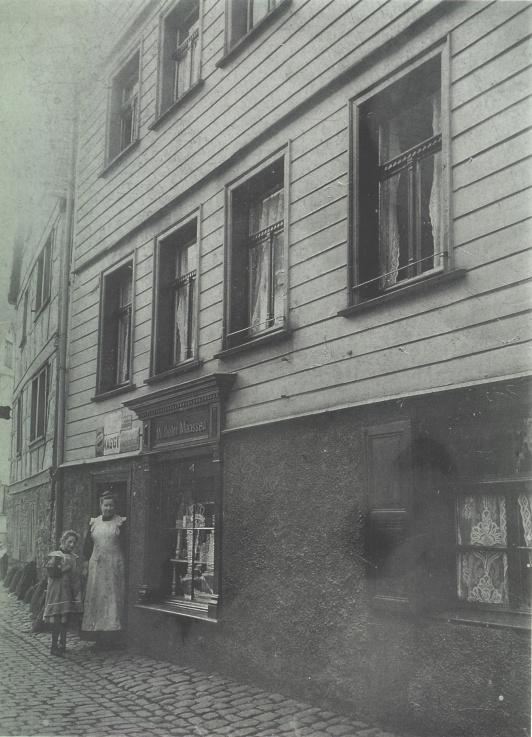 Kaffeerösterei 1910 | Caffee-Rösterei Wilh. Maassen