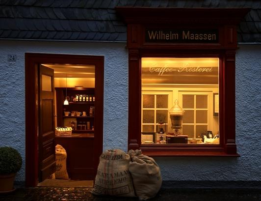 Kaffeerösterei heute | Caffee-Rösterei Wilh. Maassen
